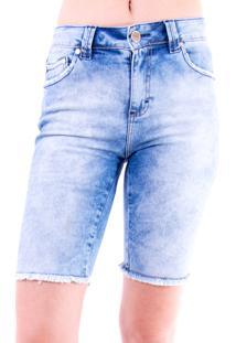 Bermuda Gup'S Jeans Clean Jeans