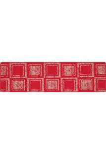 Passadeira Sisllê Ps20 0.66X1.80 - Lancer - Vermelho