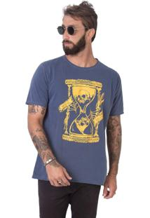 Camiseta Royal Brand The Time Azul
