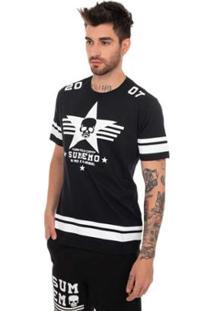 Camiseta Sumemo Aviador Masculina - Masculino