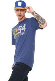 Camiseta Dc Shoes Box Azul