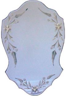 Espelho Veneziano Bisotado Decorativo Sala Quarto Als 31