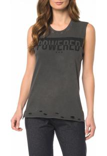 Blusa Ckj Fem Powered - P