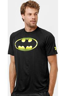 Camiseta Under Armour Batman 2.0 Masculina - Masculino