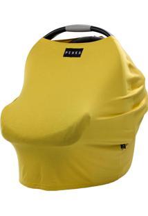 Capa Multifuncional Penka Cover Mostarda