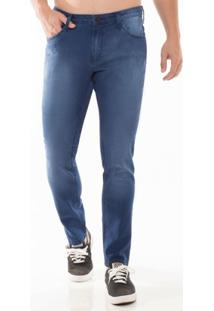 Calça Jeans Skinny Eventual Masculina - Masculino