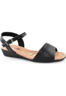 Sandalia Anabela Comfort Flex 1870404