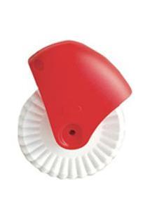 Padrão Diy Pastelaria Roda De Ondas, Design, Cozinha Cozinhar Cortador De Roda De Plástico Pizza Noodle Corte De Roda Household Massa 1Pcs Rolo
