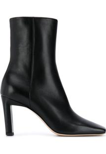 Wandler Ankle Boot Isa - Preto