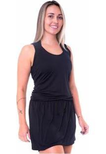 Vestido Fitness Dresch Sport Com Short - Feminino