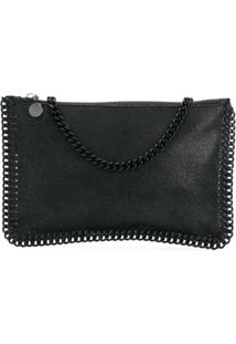 Stella Mccartney Clutch Falabella - Preto