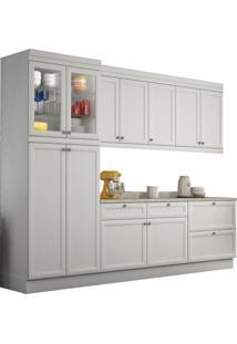 Cozinha Americana 5 Peças Branco Nesher