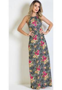 9be0b8fc6 Vestido Floral Frente Unica feminino | Shoelover