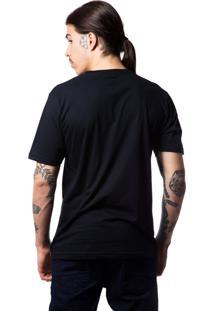 Camiseta Fallen Doppler Preto