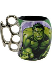 Caneca Soco Inglês Geek10 Hulk Avengers