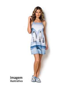 Camisola Adulto Azul Claro - Veggi - Pp