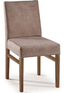 Cadeira Sem Espaldar Nice 6103-Monte Carlo - Imbuia
