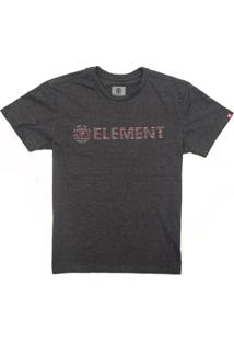 Camiseta Element Plys - Masculino