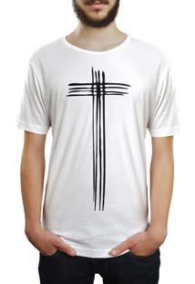 Camiseta Hunter Cruz Branca
