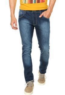 Calça Jeans Sommer Matheus Azul
