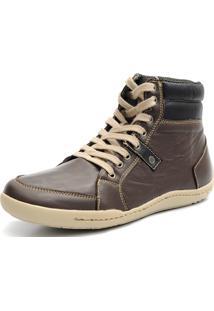 Sapatênis Botinha Shoes Grand Tamanho Grande
