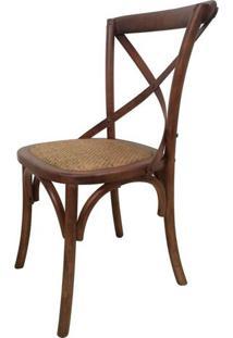 Cadeira Katrina Madeira Escura - 30523 - Sun House