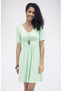 26c1a9e64 Vestido Mercatto Verde feminino | Starving