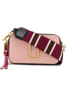 Marc Jacobs Snapshot Small Cross Body Bag - Rosa