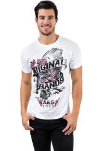 Camiseta Aes 1975 Eagle L L Masculina - Masculino