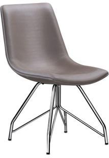 Cadeira De Jantar Fly Cinza