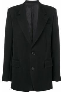 Ami Paris Blazer Formal - Azul