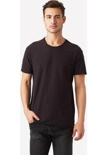 Camiseta Foxton Poa - Masculino