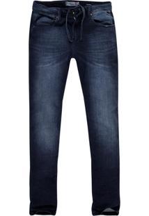 Calça Jeans Khelf Stretch Azul