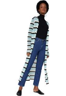 Calça Jeans Reta Tradicional