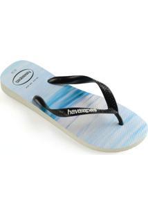 Chinelo Havaianas Hype Branco
