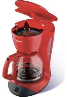 Cafeteira Cuisine Vermelha 36 Xicaras 220V Oster