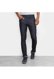 Calça Jeans Skinny Cavalera Super Masculina - Masculino