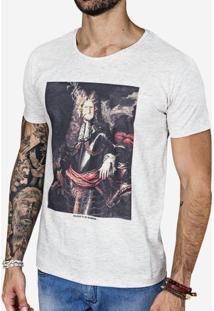 Camiseta King Velhus Iv 0079