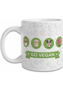 Caneca Blitzart Go Vegan