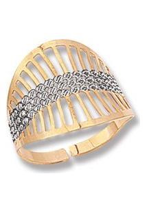 Anel Le Diamond Cléo Aros E Fita Dourado
