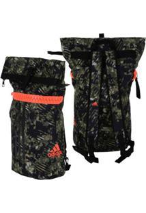 Mochila Adidas Boxing Essential Camou 25L - Unissex