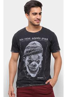 Camiseta Bossa Brasil Palhaço Masculina - Masculino