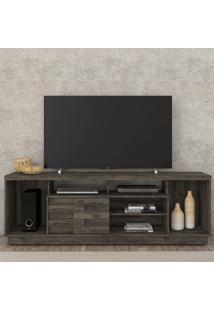 Rack Para Tv 1 Porta Adria 500025 Vulcano - Madetec