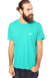 Camiseta Zebra Cone Verde