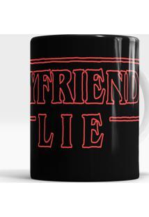 Caneca Boyfriends Lie