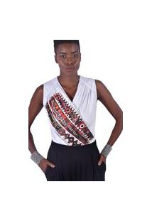 Body Equal Moda Inclusiva Transpasse Branco