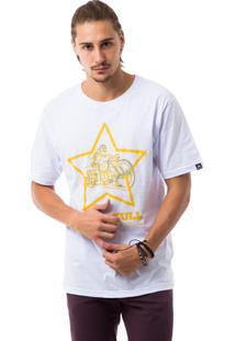 Camiseta The Skull Moto Club - Masculino