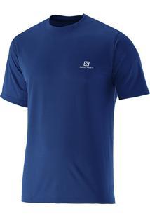 Camiseta Masculina Comet Ss S6010 - Salomon