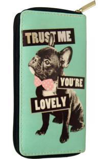 Carteira Real Arte Dog Love