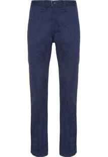 Calça Masculina Authentic Chino - Azul Marinho
